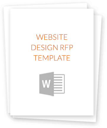 Get The Website Design RFP Template
