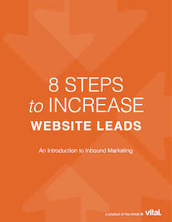 8 Steps to Increase Website Leads